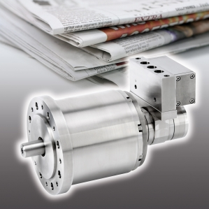 Stainless Steel Pneumatic Drive Motor